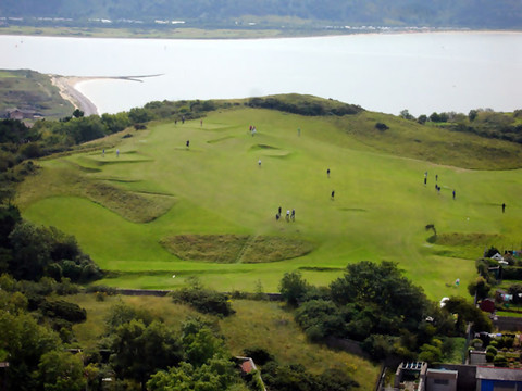 Great Orme golf