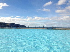 llandudno paddling pool