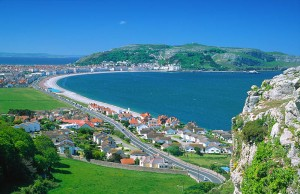 Llandudno Bay and the Great Orme